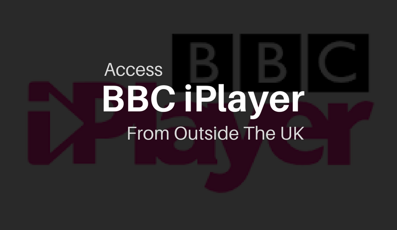 Unblock BBC iPlayer with VPN One Click