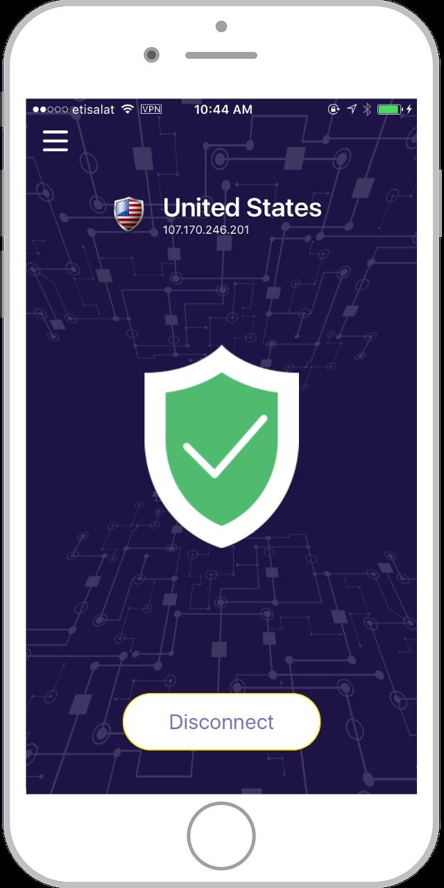 VPN One Click new 3