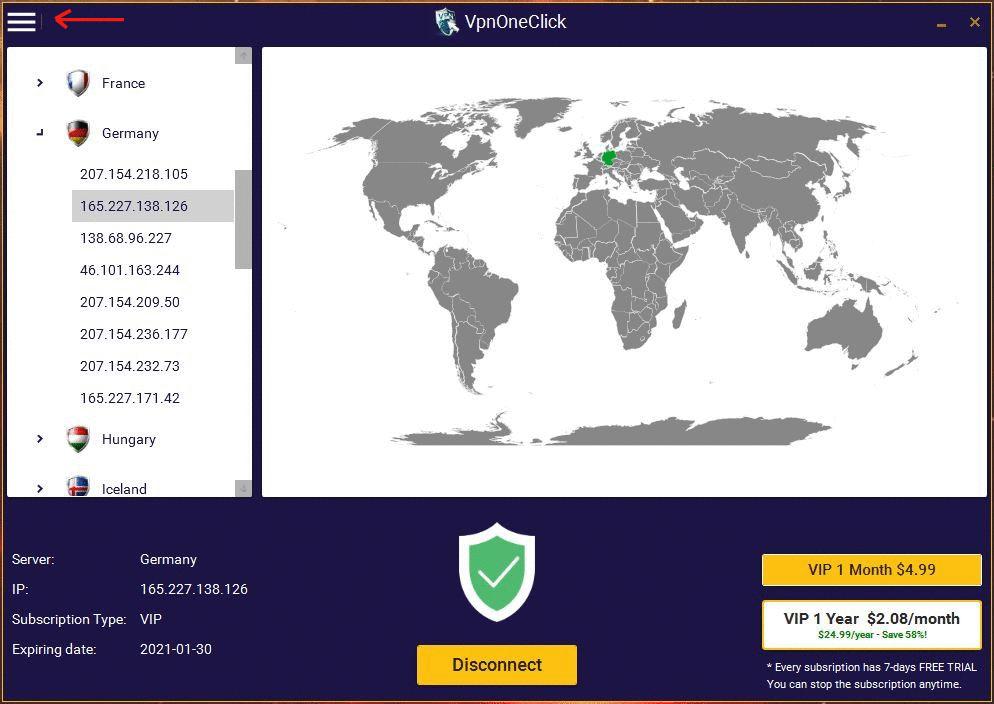 Web proxy org